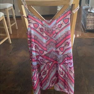 Darling bathing suit coverup!